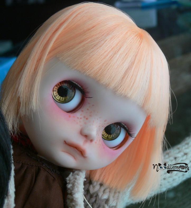 Custom Blythe Jackie