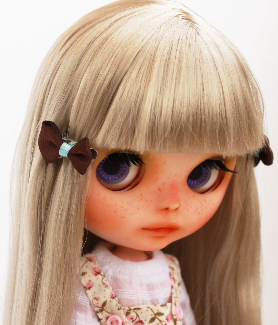 Custom Blythe Molly