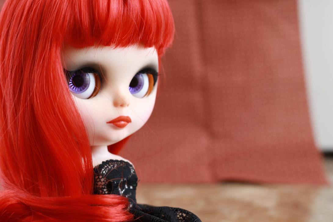 Custom Blythe Rita
