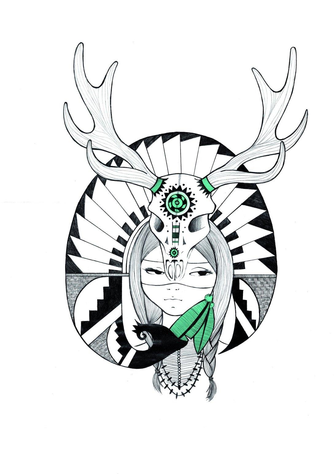 Moki (ciervo sagrado)