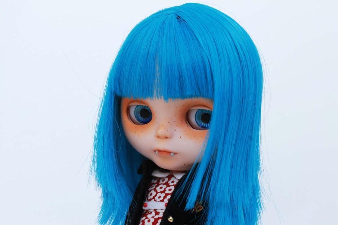 Custom Blythe Katerina