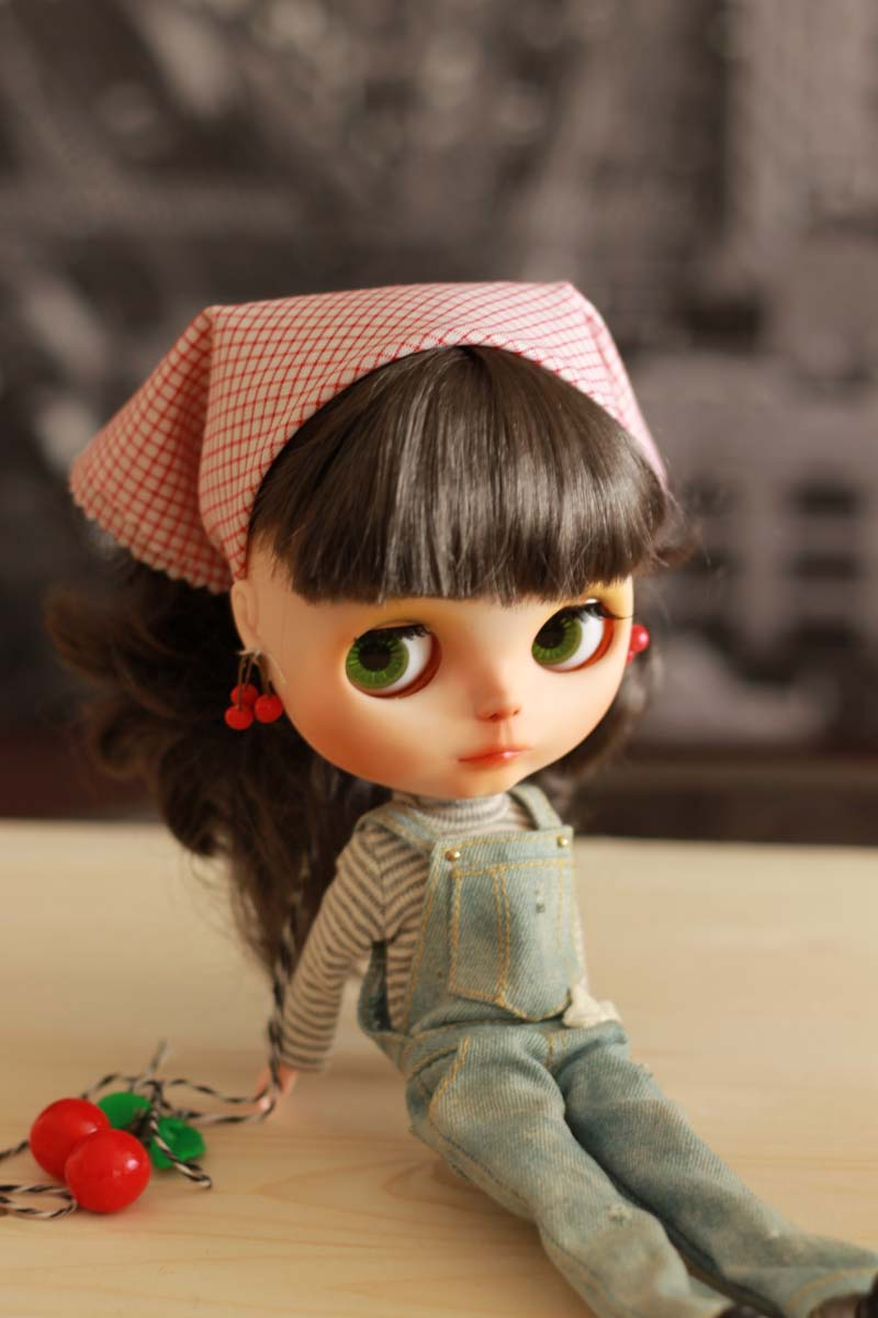 Custom Blythe Maria Pilar