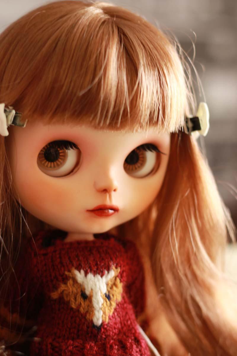 Custom Blythe Mia
