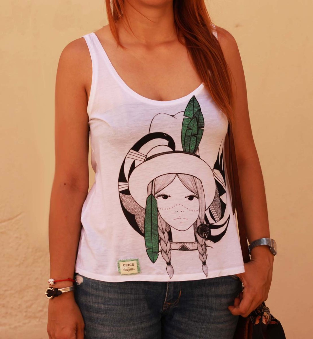 camiseta Sisika 2