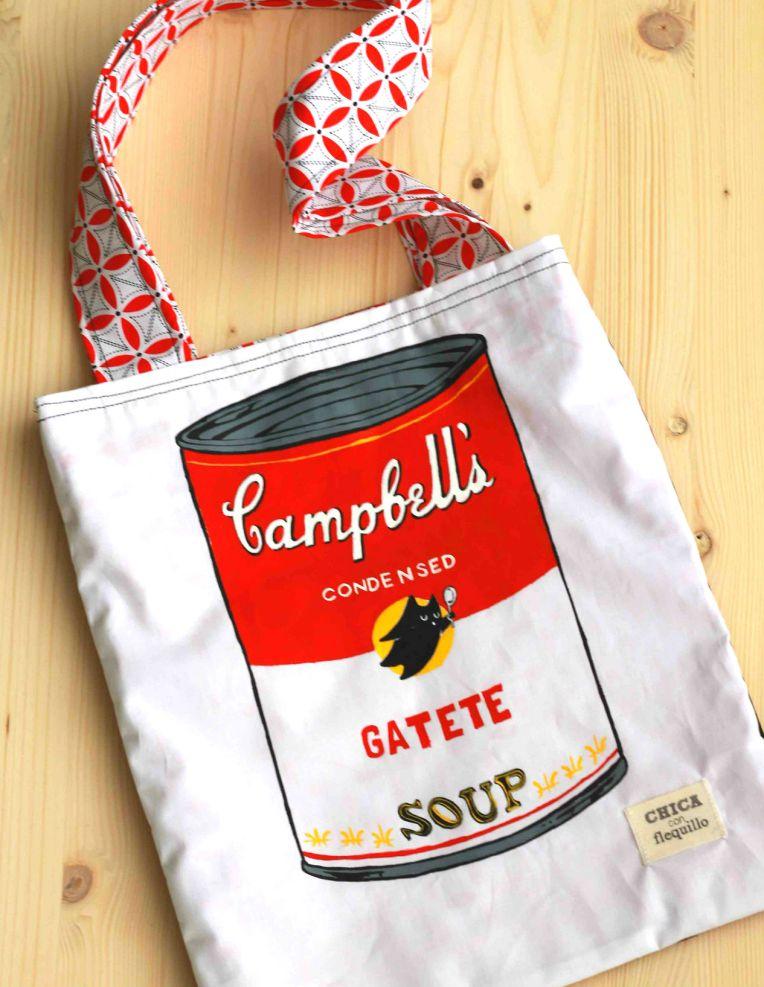 campbell´s gatete soup