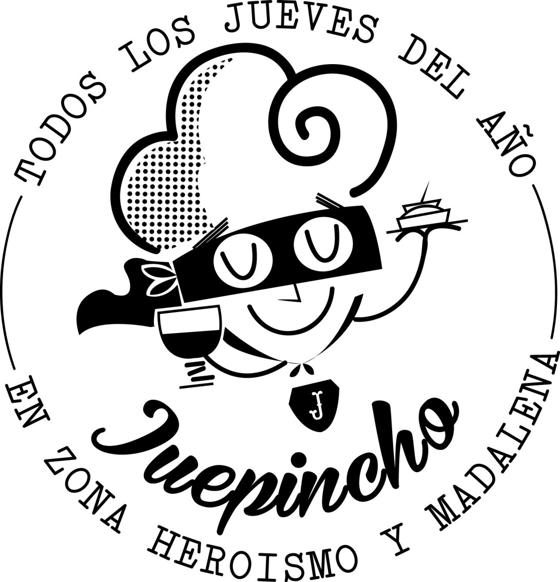 propuesta logo juepincho